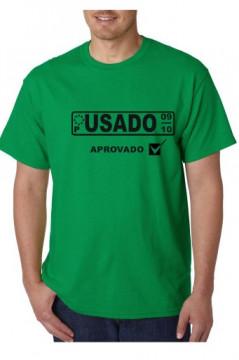 T-shirt  - USADO