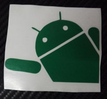 Autocolante - Android 3