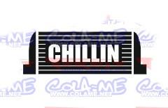 Autocolante - Chillin.