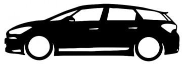 Autocolante - Citroen DS5