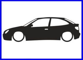 Autocolante - Citroen Xsara