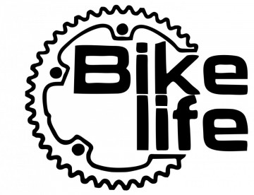 Autocolante com Bike Life