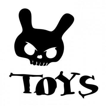 Autocolante com Toys