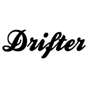 Autocolante - Drifter