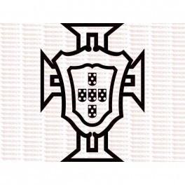 Autocolante - Federação Portuguesa de Futebol