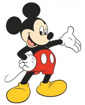 Autocolante Impresso - Mickey