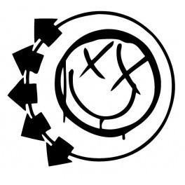 Autocolante Música - Blink 182