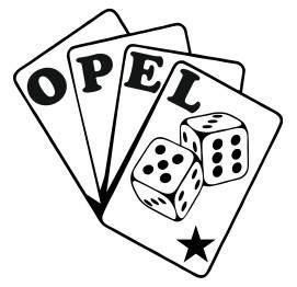 Autocolante - Opel Cartas