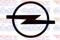 Autocolante - Opel