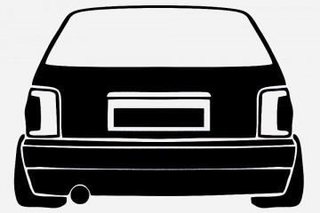 Autocolante para Fiat Tipo