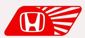 Autocolante  para Honda