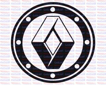 Autocolante - Renault