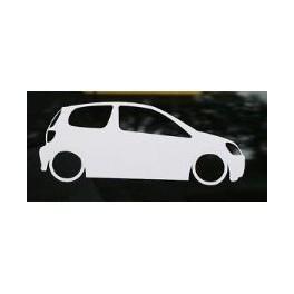 Autocolante - Toyota Yaris