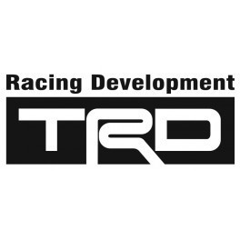 Autocolante - TRD - Toyota Racing Development 2