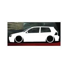 Autocolante - Volkswagen Golf IV 3 Portas
