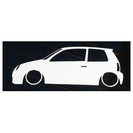 Autocolante - Volkswagen Lupo