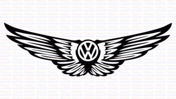 Autocolante - VW ASAS