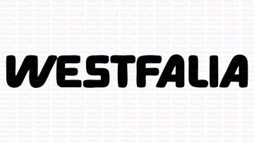 Autocolante - WESTFALIA