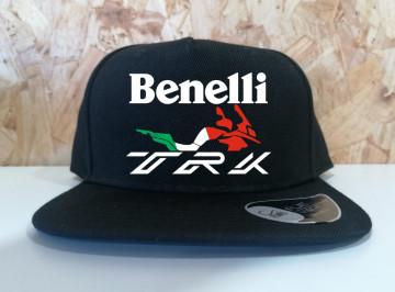 Boné - Modelo pala recta / CAP - Benelli TRK