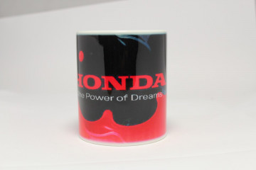 Caneca com Honda