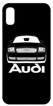 Capa de telemóvel com Audi TT 8n