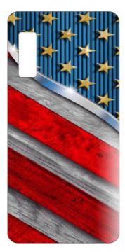 Capa de telemóvel com Bandeira USA