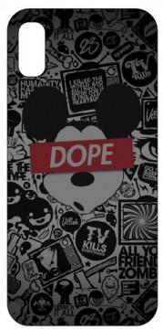 Capa de telemóvel com Dope