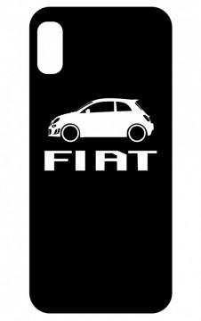 Capa de telemóvel com Fiat 500 Abarth