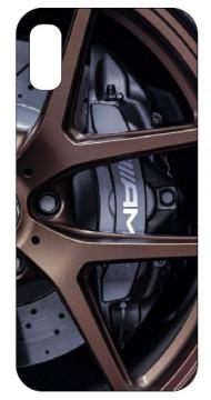 Capa de telemóvel com Mercedes - Jante