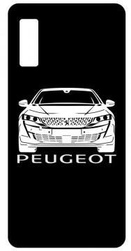 Capa de telemóvel com Peugeot 508