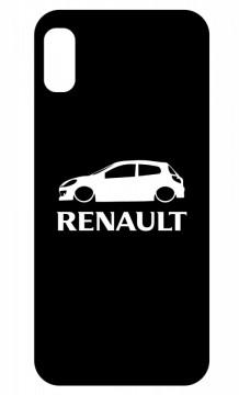 Capa de telemóvel com Renault Clio Fase 3