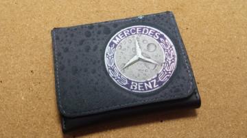 Carteira para Mercedes