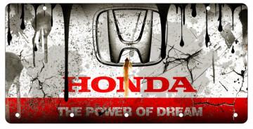 Chaveiro em Acrílico com Honda