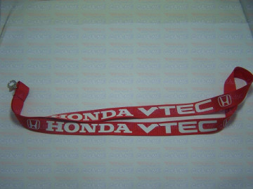 Fita Porta Chaves - Honda Vtec