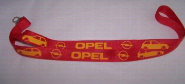 Fita Porta Chaves - Opel Corsa A 3 Portas