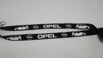 Fita Porta Chaves - Opel Corsa B