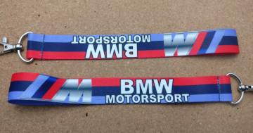 Fita Porta Chaves para Bmw Motorsport