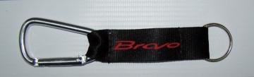 Fita Porta Chaves para  Fiat Bravo