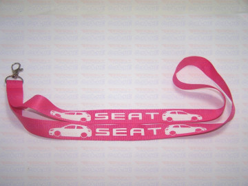 Fita Porta Chaves - Seat Leon SC