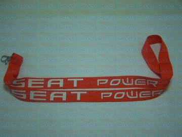 Fita Porta Chaves - Seat Power