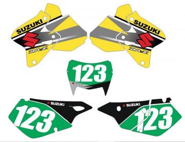 Kit Autocolantes Para Suzuki DRZ 400 02-05