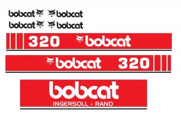 Kit de Autocolantes para BobCat 320