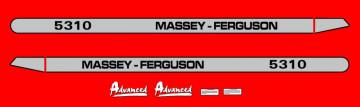 Kit de Autocolantes para Massey Ferguson 5310