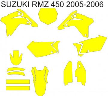 Molde - SUZUKI RMZ 450 2005 2006