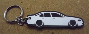 Porta Chaves com silhueta de BMW e39 - Série 5