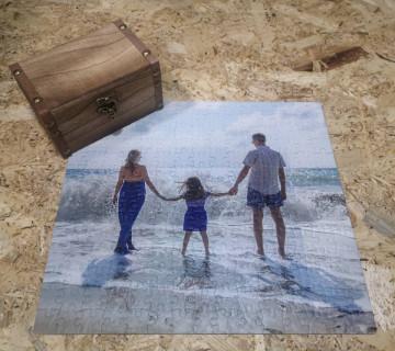 Puzzle personalizado com imagem / foto