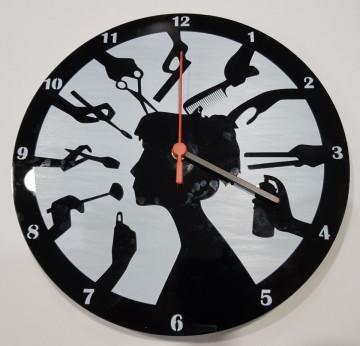 """Relógio - """"Cabeleireira"""""""