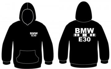 Sweatshirt com capuz - BMW E30