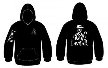 Sweatshirt com capuz - Lavrar