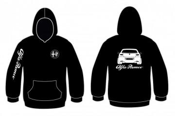 Sweatshirt com capuz para Alfa Romeo GT
